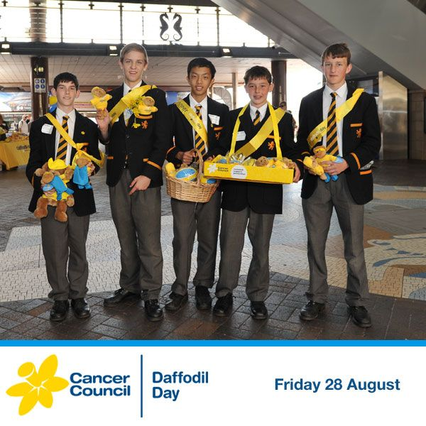 Educate your students about cancer and the meaning of Cancer Council's Daffodil Day. Get your school involved in our nationwide initiative to beat cancer: bit.ly/1HfinJM