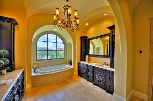 Mediterranean Bathroom Small: 30 Best Mediterranean Bathrooms Images On Pinterest