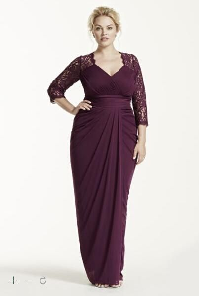 17 Best ideas about Bridesmaid Dresses Plus Size on Pinterest ...