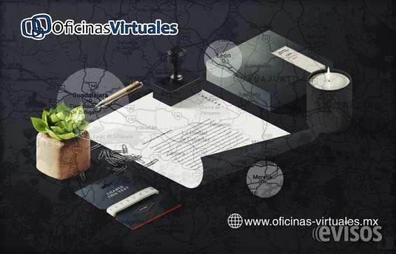RENTA DE OFICINAS VIRTUALES DESDE 999  OFICINAS VIRTUALES  El servicio de oficinas virtuales es para quienes buscan una imagen corporativa ...  http://guadalajara-city-2.evisos.com.mx/renta-de-oficinas-virtuales-desde-999-id-601966