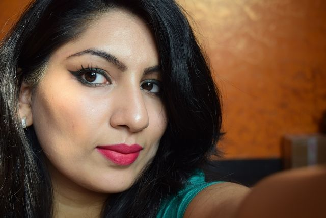 Maybelline Lip Gradation Pink2 FOTD