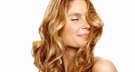 Få smukt hår - helt naturligt