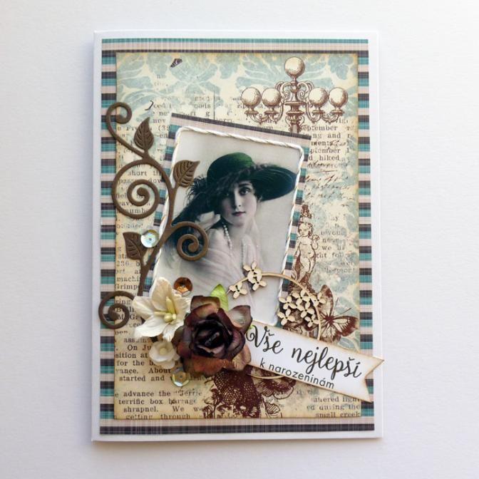 Fler BLOG | georgy / 50. paletka - klub Cardmaking - hlasování