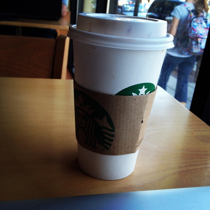 First pumpkin spice latte of the year!