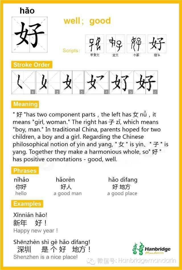 essay in mandarin