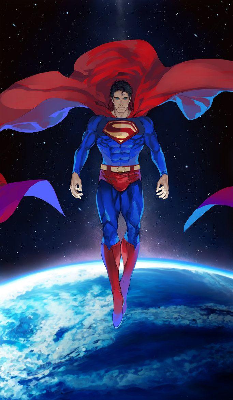 SUPERMAN by faddawdle on deviantART