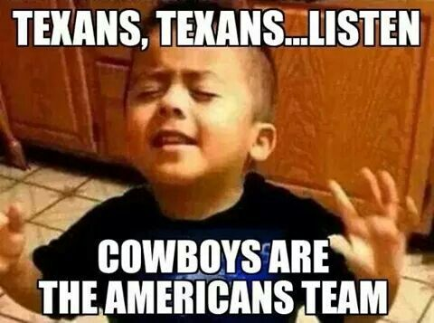 Dallas Cowboys vs Texans