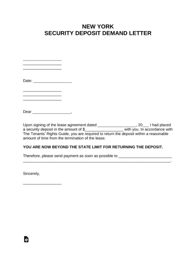 Explore Our Sample Of Refund Demand Letter Template Letter