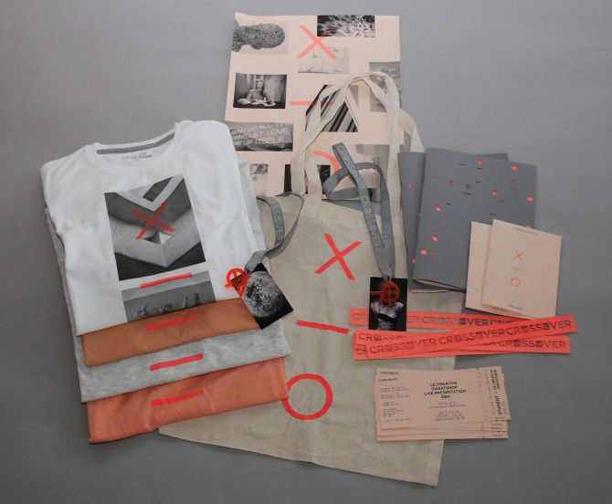 Crossover Festival / jfdesign: Crossover Festivals, Identity Branding, Passport Design, Design Bureau, Graphicdesign, Graphics Design, Branding Identity, Jonathan Finch, Festivals Branding