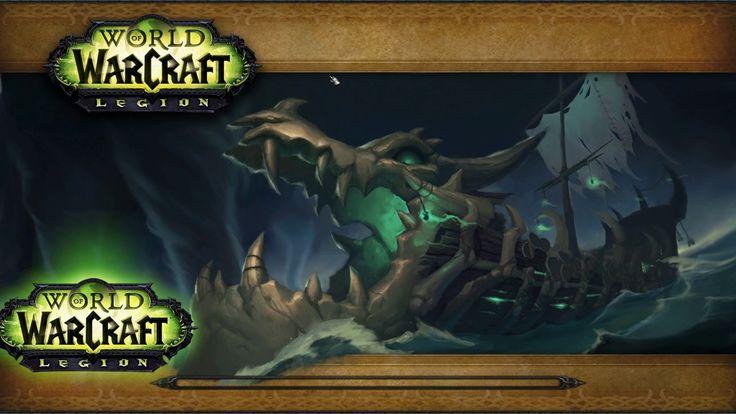 World Of Warcraft 7.2- Maw of Souls +18 Mythic Keystone 1 chest (ilvl 90...