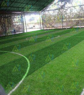 Instalasi Rumput Sintetis Lapangan Futsal Bekasi