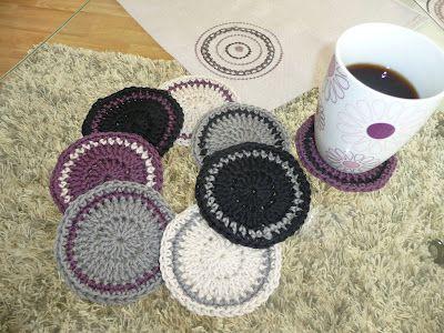 Really fast crochet.