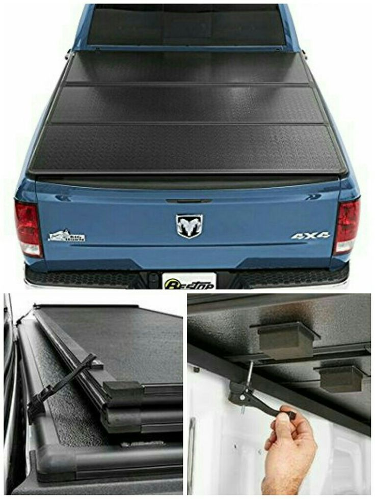 09-16 Dodge Ram Bestop Hard Tonneau Covers for Ultimate Security