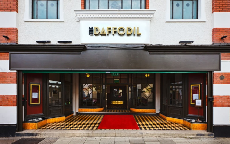 Welcome to The Daffodil #Cheltenham #Gloucestershire