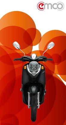 emco Novi: Een echte leuke elektrische scooter voor in de stad!