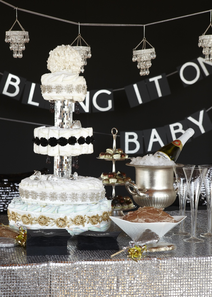 17 Best Images About Bling On Baby On Pinterest Glitter