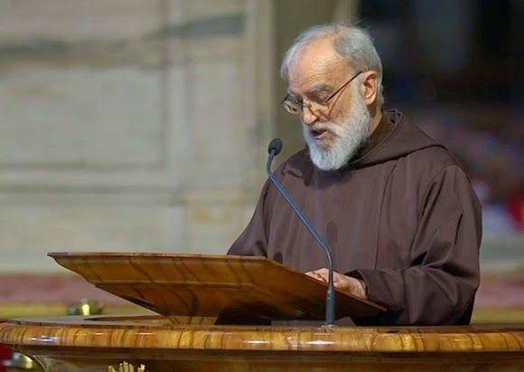 """Spe Deus: """"ECCE HOMO!"""" - Sermão de Sexta-Feira Santa, 2015, Basílica de São Pedro pelo Padre Cantalamessa"""