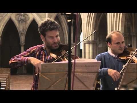 "Rachel Podger & Jonathan Freeman-Attwood about Vivaldi's ""L'Estro Armonico"" Op. 3"