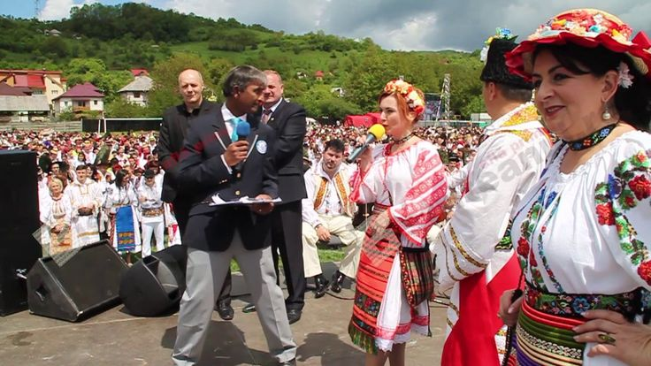 Ziua Costumului Popular, record mondial la Nasaud
