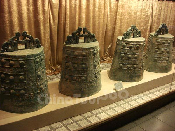 Ancient Chime Bells