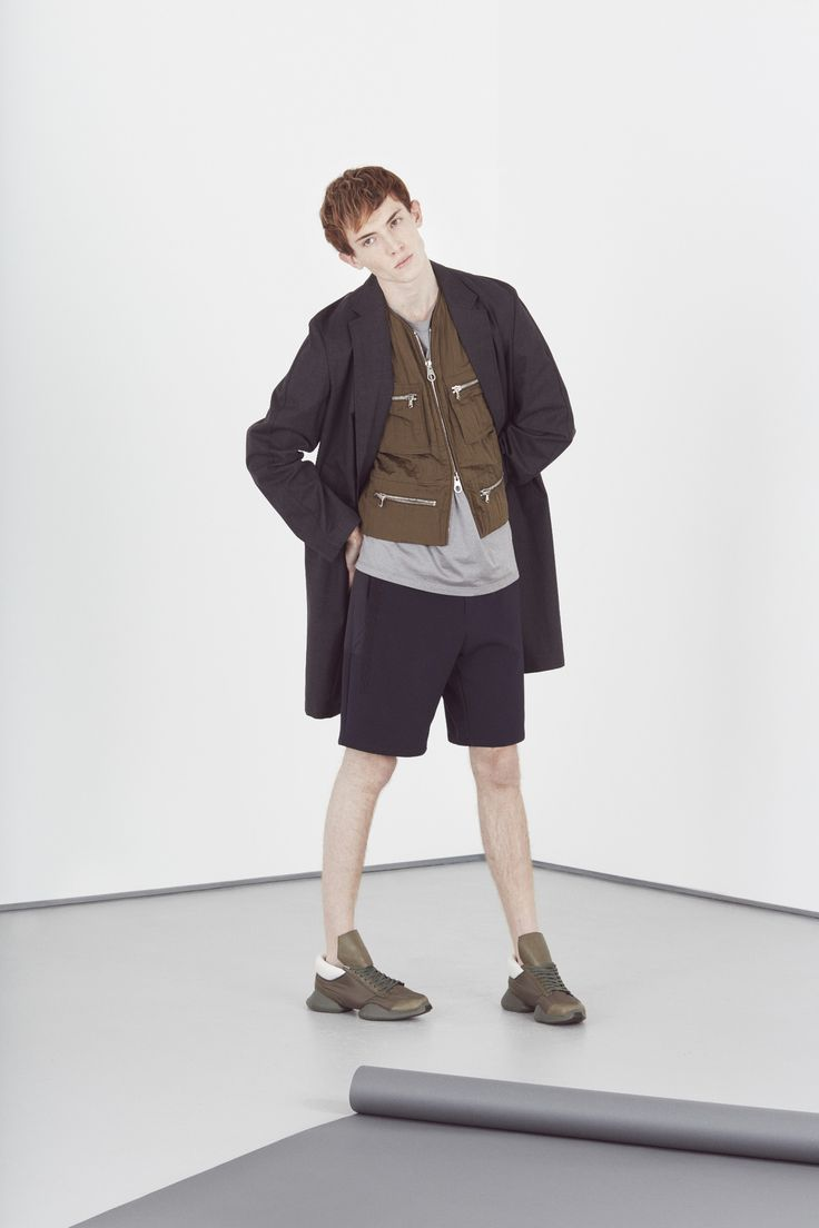 View the first oki-ni STYLED of SS16, featuring looks from Acne Studios, Maison Margiela and Valentino.