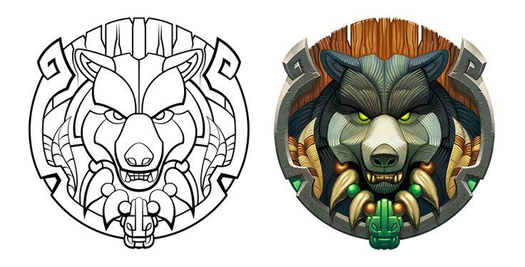 bear_emblem_by_wes_talbott-d5imzw6.jpg (844×429)