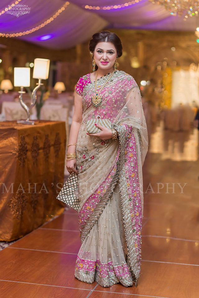 Fancy Saree by Pakistani Boutiques