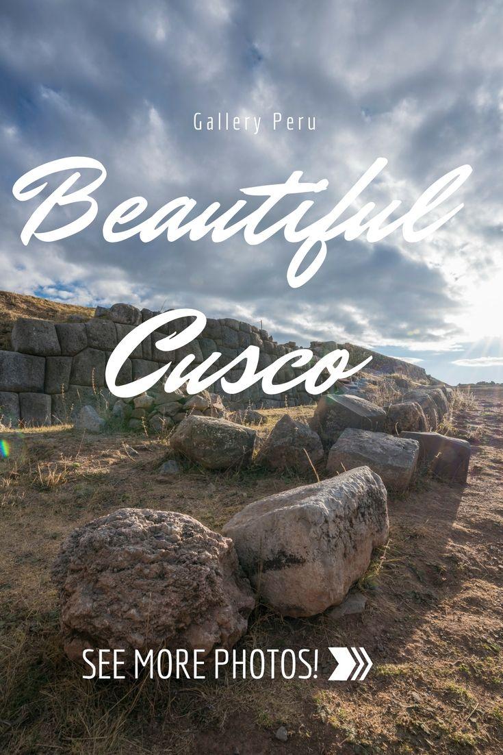Eine Fotogalerie als Hommage an die Schönheit der peruanischen Stadt Cusco.