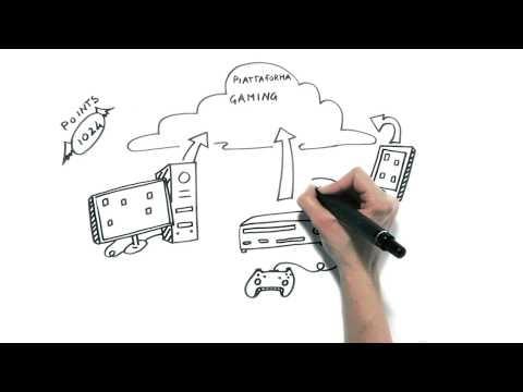 Qual è il rapporto tra videogame e Cloud Computing? Lo scopriamo in questo nuovo episodio di Gocce di Cloud che ci racconta di alcuni amici videogiocatori che riescono a divertirsi anche a distanza. http://www.youtube.com/watch?v=wyJ0bHHxSF0