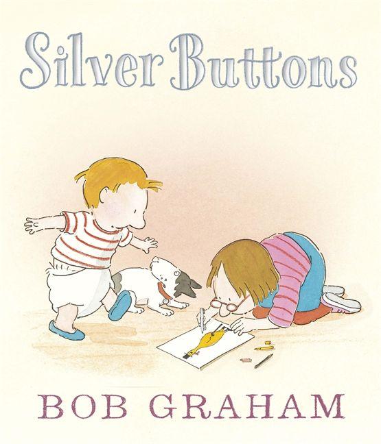 Walker Books - Silver Buttons