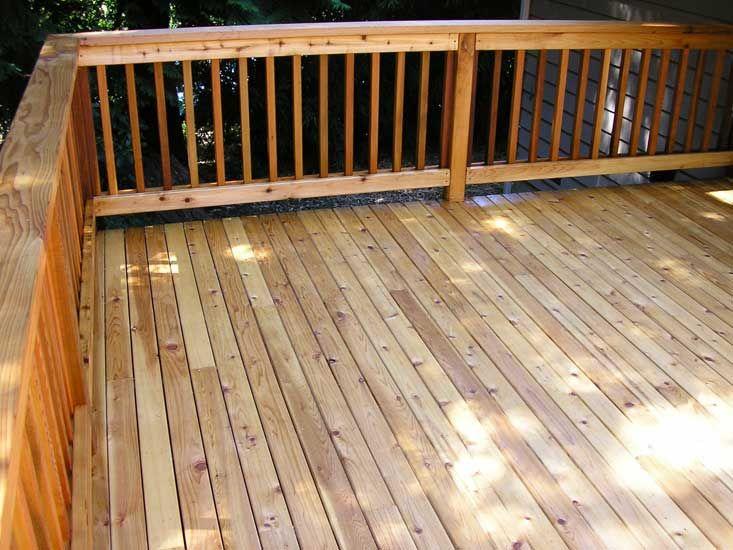 Porch Railing Design