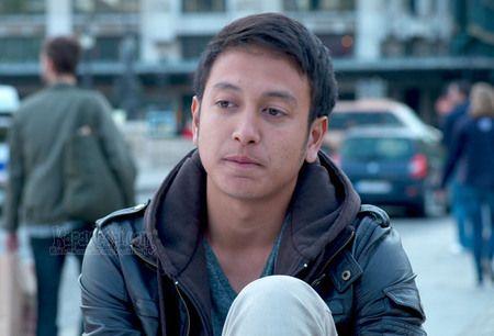 """Dimas Anggara aka Reno on """"Love in Paris"""". #DimasAnggara #Reno #LoveinParis #Sinetron #Indonesia"""