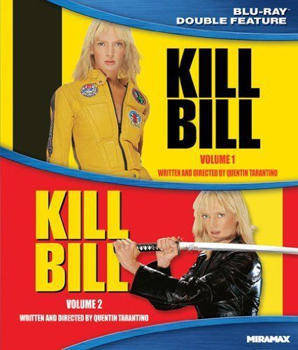 Kill Bill Vol. 1/ Kill Bill Vol. 2 - Double Feature [Blu-ray] New 31398134350 | eBay