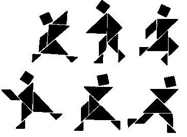 tangram maken