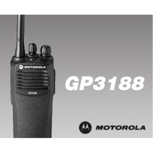 Jual HT Motorola GP3188 Jual Handy Talky Motorola GP 3188 Dealer HT Handy Talky Motorola GP 3188 Motorola GP3188 Murah Garansi Resmi