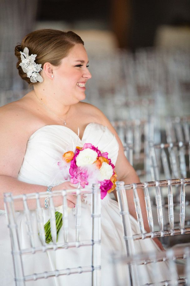 Real Plus Size Wedding Elegant And Chic Affair In Minnesota