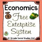 The Free Enterprise System - A system that encourages individuals to start and operate their own business in a competitive market, without government involvement.