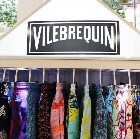French swimsuits with the spirit of 70's.    Shop the new collection at: incrocio.gr/en/designers/vilebrequin/    #vilebrequin