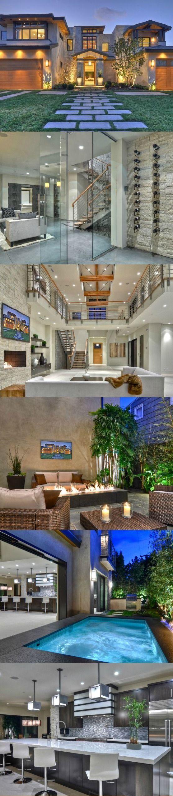 Best Kitchen Gallery: 158 Best Dream Spacez Images On Pinterest Attic Contemporary of Dream House In Houston Ems on rachelxblog.com