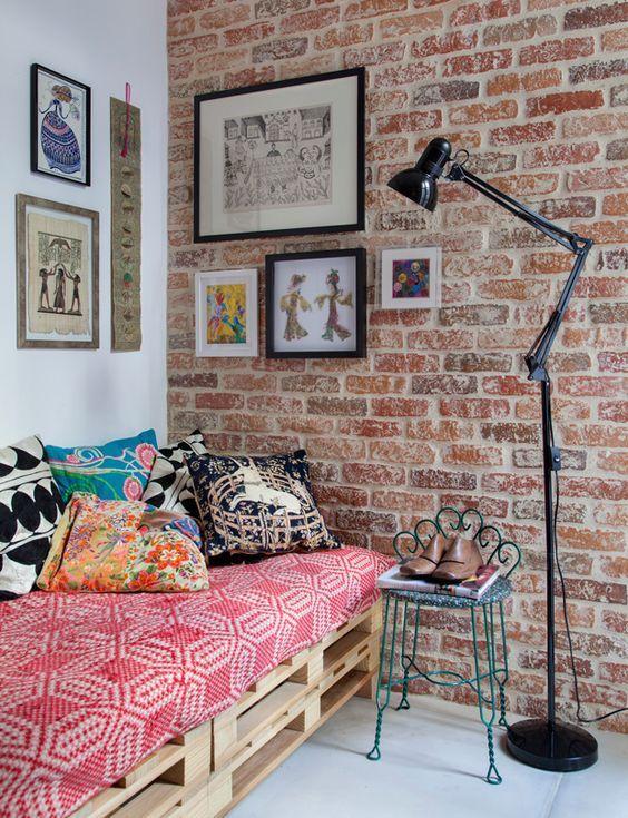 Casa dos sonhos - Vintage e moderno, tudo junto: