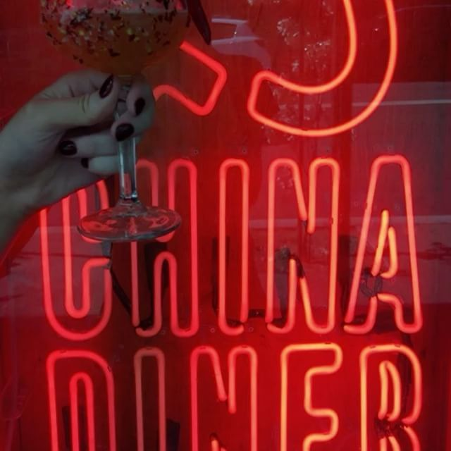 Bright lights and the big city... open for a drink or two this evening from 5:30, see you tonight Bondi! #chinadiner #bondi #neon #cocktails #cocktailbar #sydneybar #sydneyfood #sydney #bondibar #bondilife #bondieats #bondilove #bondilocal