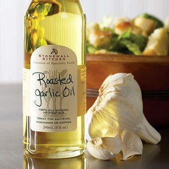 Roasted Garlic Oil 8oz. $8.95