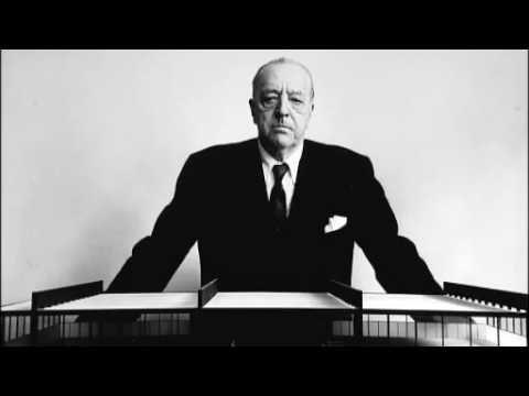 ! ... 20 lucruri pe care nu le stiai despre Mies van der Rohe.