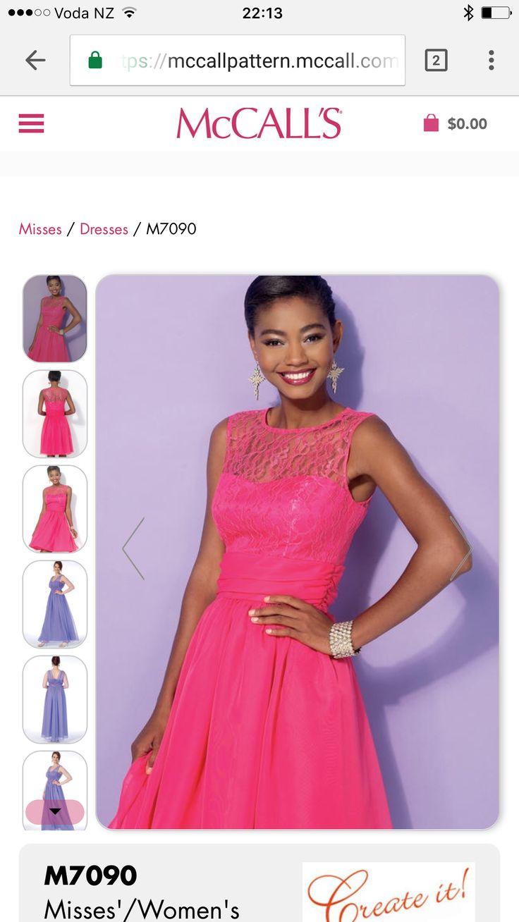 32 best Dress Patterns images on Pinterest | Sewing patterns, Dress ...