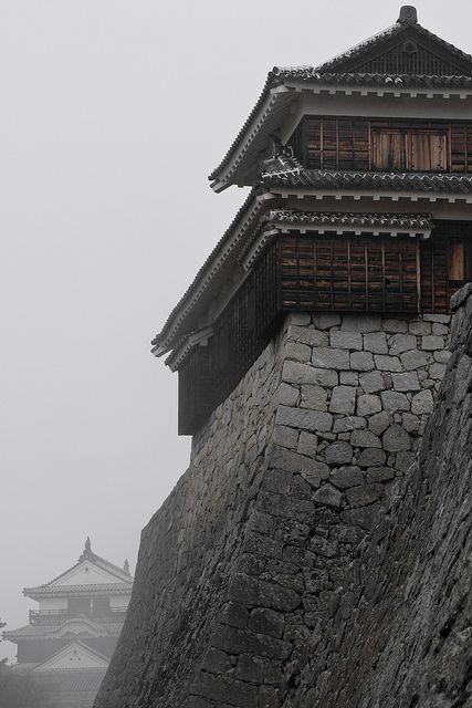 Matsuyama Castle / cameranew