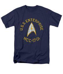 Star Trek: Collegiate T-Shirt