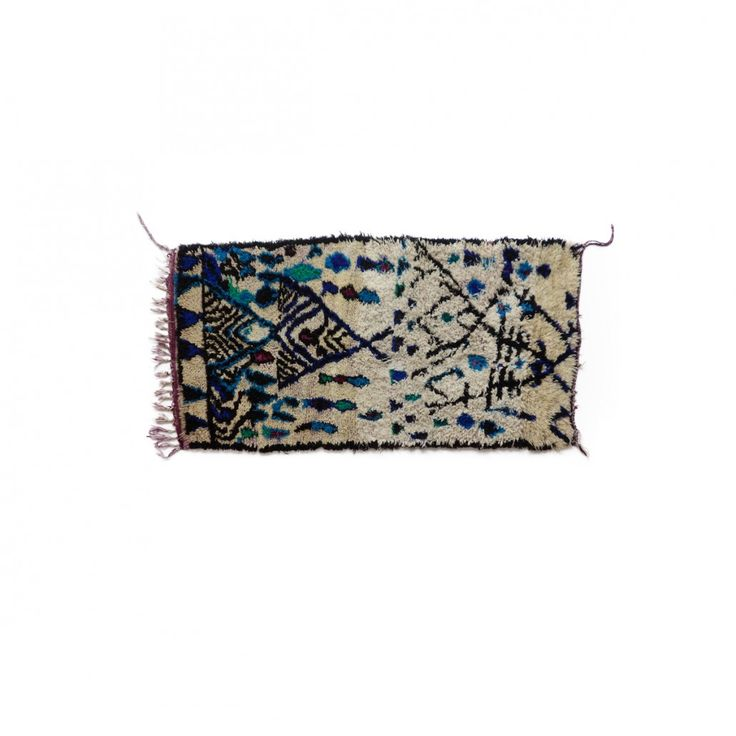 Azilal rug, no.338 { 180 x 93 cm } 5.300DKK