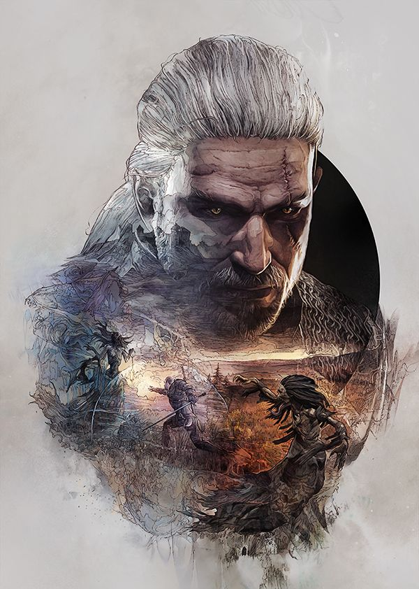 The Witcher 3 Steelbooks | fierybeth