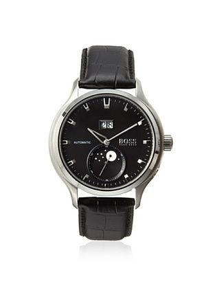 Hugo Boss Men's 1512656 Black Stainless Steel Watch