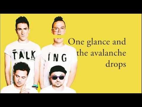 WALK THE MOON - Avalanche (Lyrics) - YouTube